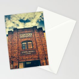 Cotton Exchange Stationery Cards