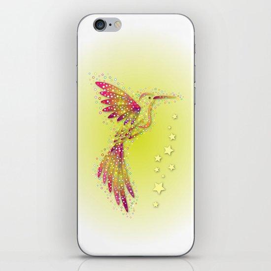 Bubble Bird 2 iPhone & iPod Skin