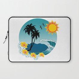 Ocean Scene Laptop Sleeve