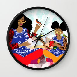 Copycat Wall Clock
