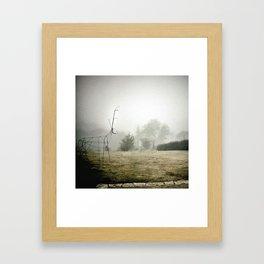 Campagnac-les-Quercy Framed Art Print