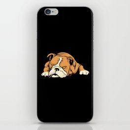 English Bulldog | Dog Lover iPhone Skin