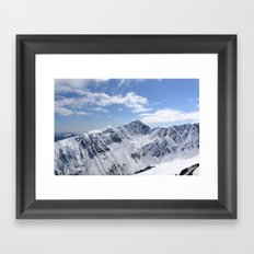 Lowell Point Framed Art Print
