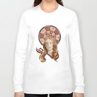 buffy the vampire slayer Long Sleeve T-shirts featuring Buffy by mycolour