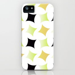 Impacting Luxury Diamonds iPhone Case