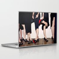 shoes Laptop & iPad Skins featuring Shoes by Aldo Couture