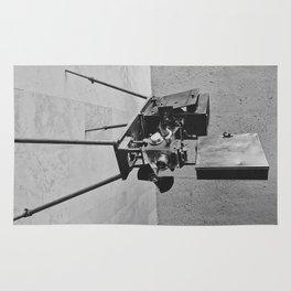 Vintage Cinema Camera Rug