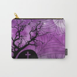 Hallow In Pink Carry-All Pouch