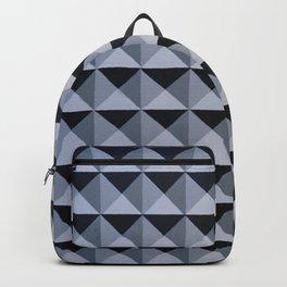 Original Geometric Design by Dominic Joyce Backpack