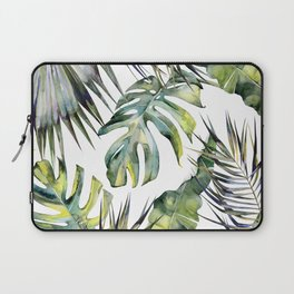 TROPICAL GARDEN 2 Laptop Sleeve