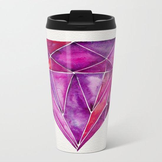 Rhodolite Metal Travel Mug