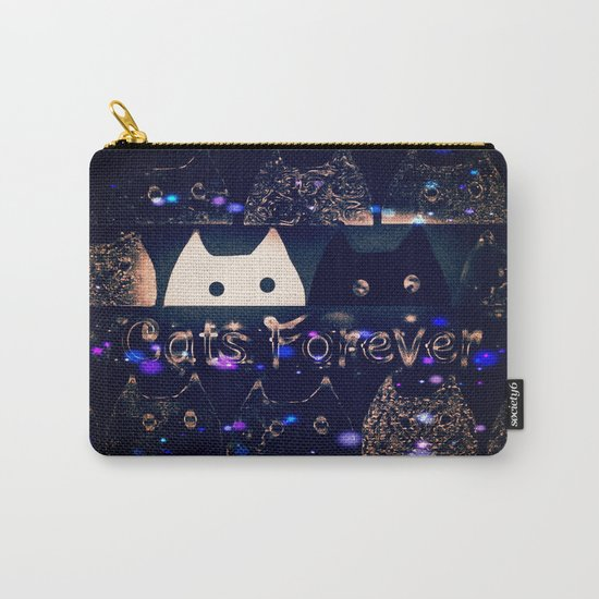 cats-62 Carry-All Pouch