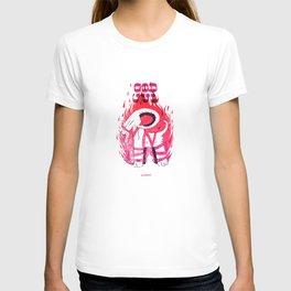 The Burning Goat of Gefle T-shirt
