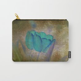 Modern Tulips Carry-All Pouch