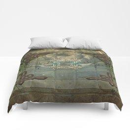 Wonderful decorative celtic knot Comforters