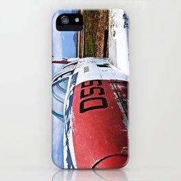 055 iPhone Case