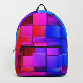 Cubical Backpack