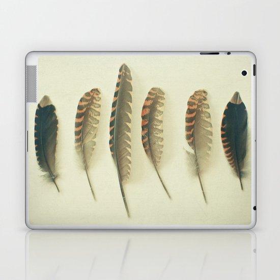 Feathers #2 Laptop & iPad Skin