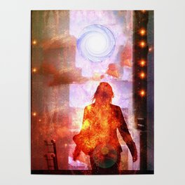 Her Infernal Exit Poster