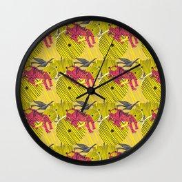 Jolt Wall Clock