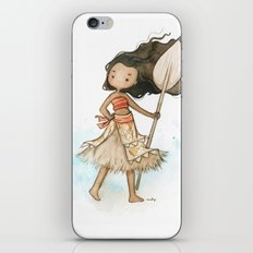 Moana iPhone & iPod Skin