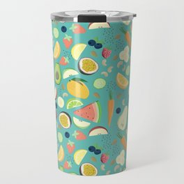 Eat your fruit and vegetables Travel Mug