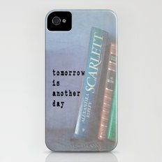 Tomorrow is Another Day iPhone (4, 4s) Slim Case