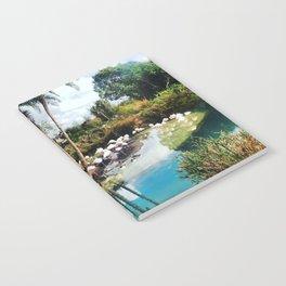 Flamingo Lagoon Notebook