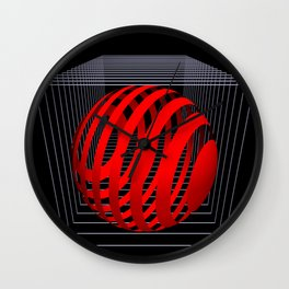 dimension -5- Wall Clock