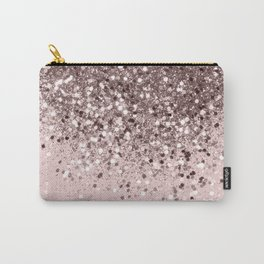 Cali Summer Vibes Lady Glitter #13 #shiny #decor #art #society6 Carry-All Pouch