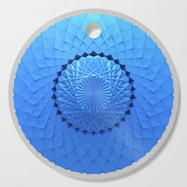 3d Mandala Cutting Board