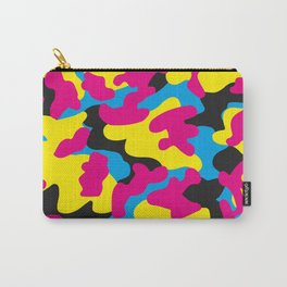 CMYK CAMO Carry-All Pouch