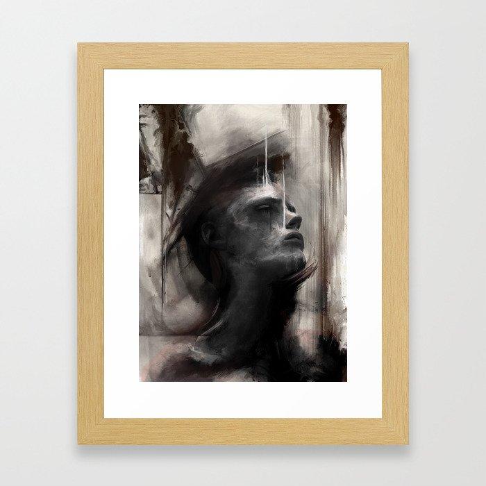 Brutus Framed Art Print