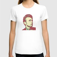james franco T-shirts featuring James by victorygarlic - Niki