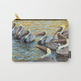 Throw Me Something Mister Carry-All Pouch