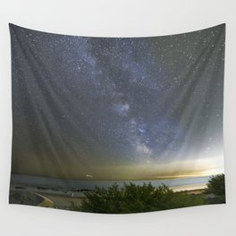 Milkyway at Pebble Beach Wall Tapestry