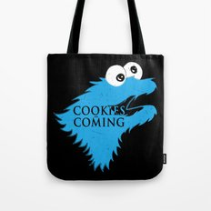 Cookies are coming Tote Bag