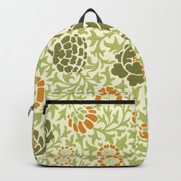 Grafton pattern (1883) by William Morris Backpack