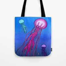 Colorful Jellies Tote Bag