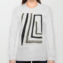 Abstract 65 Long Sleeve T-shirt