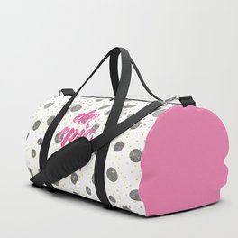 Do Epic Shit Motivational Quote Duffle Bag