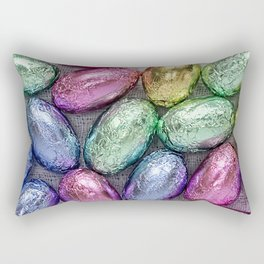 Easter Egg III Rectangular Pillow