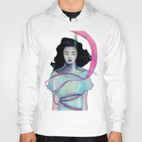 psychology Hoodies featuring Dream in the dream by sseo_story