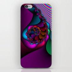 Layered TIme iPhone & iPod Skin