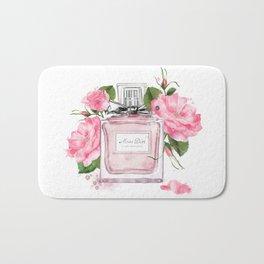 Miss pink Bath Mat