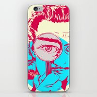 dali iPhone & iPod Skins featuring Dali   by Vee Ladwa
