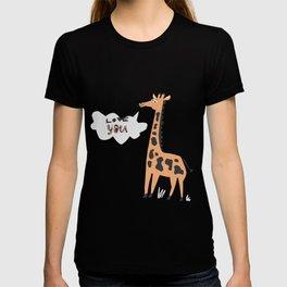 Love Giraffe T-shirt