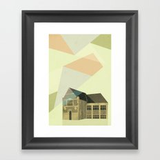 Beaches Branch Framed Art Print
