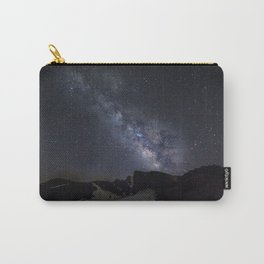 Milkyway at the mountains. Scorpius and Sagitarius Carry-All Pouch