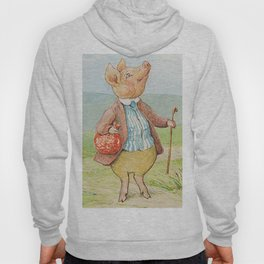 Pigling Bland by Beatrix Potter Hoody
